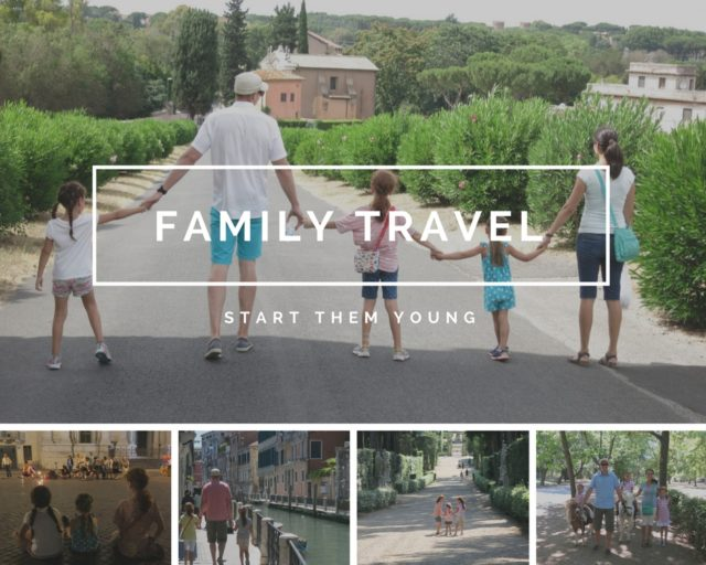 THE JOY OF TRAVELING AS A FAMILY